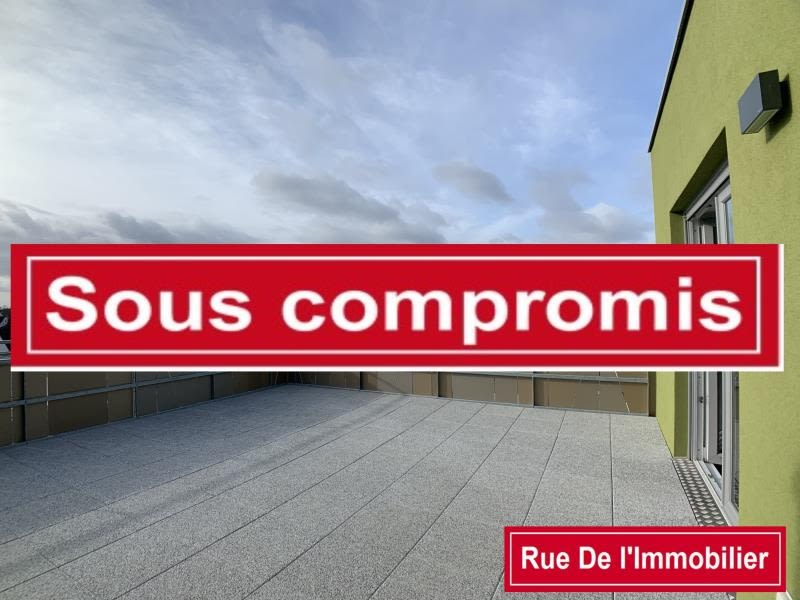 Vente appartement Haguenau 320000€ - Photo 1