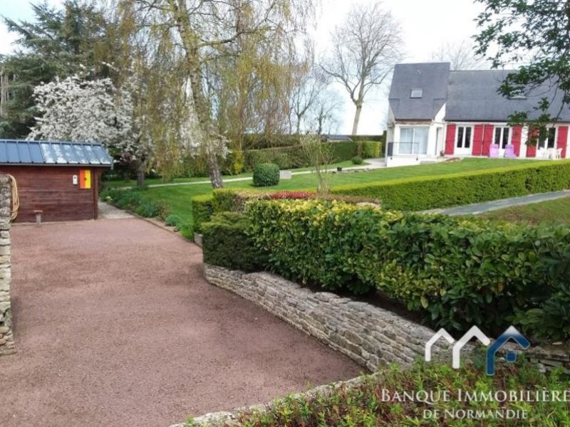 Sale house / villa Le fresne camilly 328000€ - Picture 1