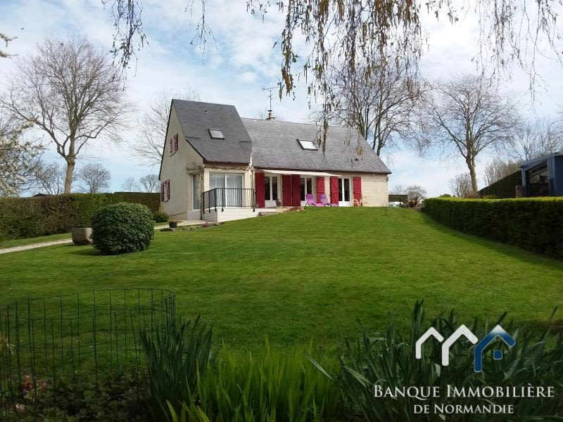 Sale house / villa Le fresne camilly 328000€ - Picture 7