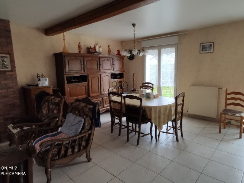 Sale house / villa Gauchy 211 500€ - Picture 1