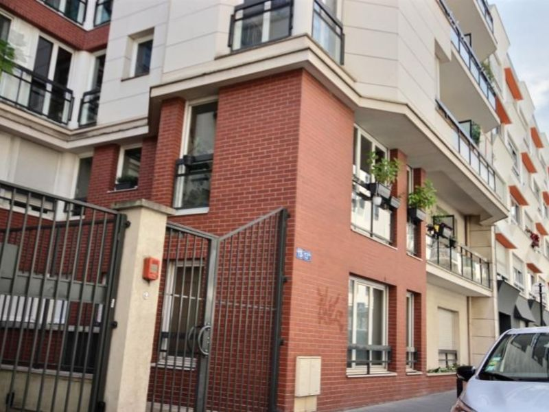 Vente appartement Paris 20 416000€ - Photo 1