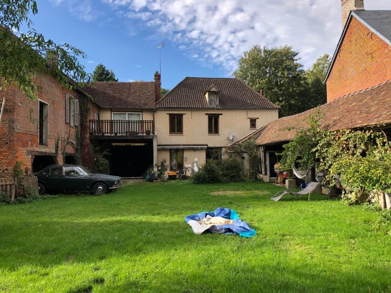Vente maison / villa Chaumont en vexin 260 000€ - Photo 2