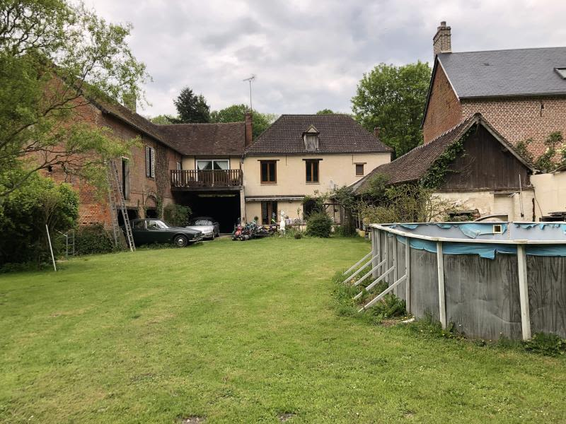 Vente maison / villa Chaumont en vexin 260 000€ - Photo 5