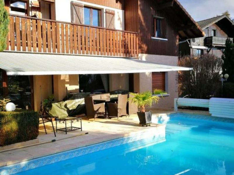Vente maison / villa Lucinges 590 000€ - Photo 1