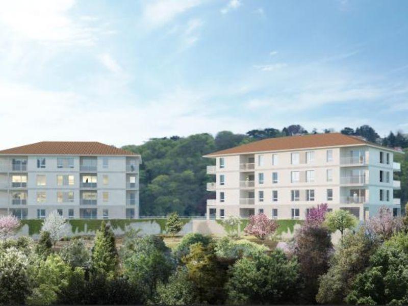 Sale apartment Vienne 166000€ - Picture 1