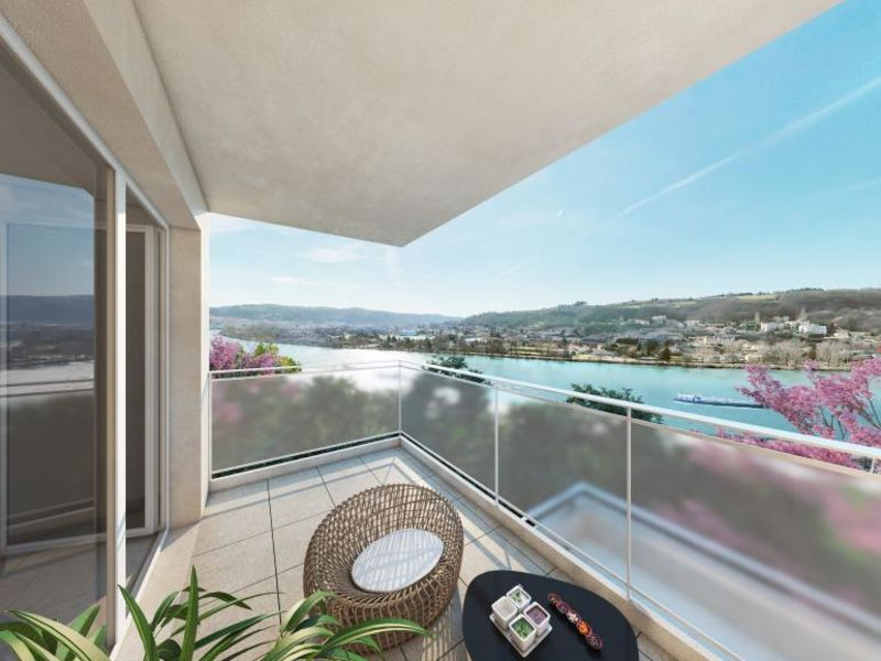 Sale apartment Vienne 166000€ - Picture 2