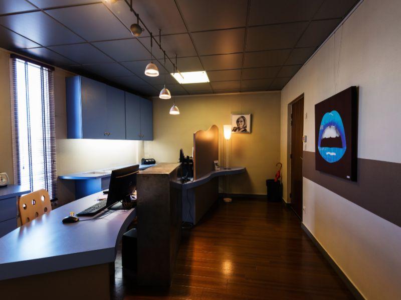 Vendita ufficio Vienne 330000€ - Fotografia 6