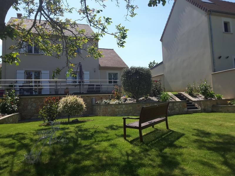 Rental house / villa Morainvilliers 1864€ CC - Picture 2