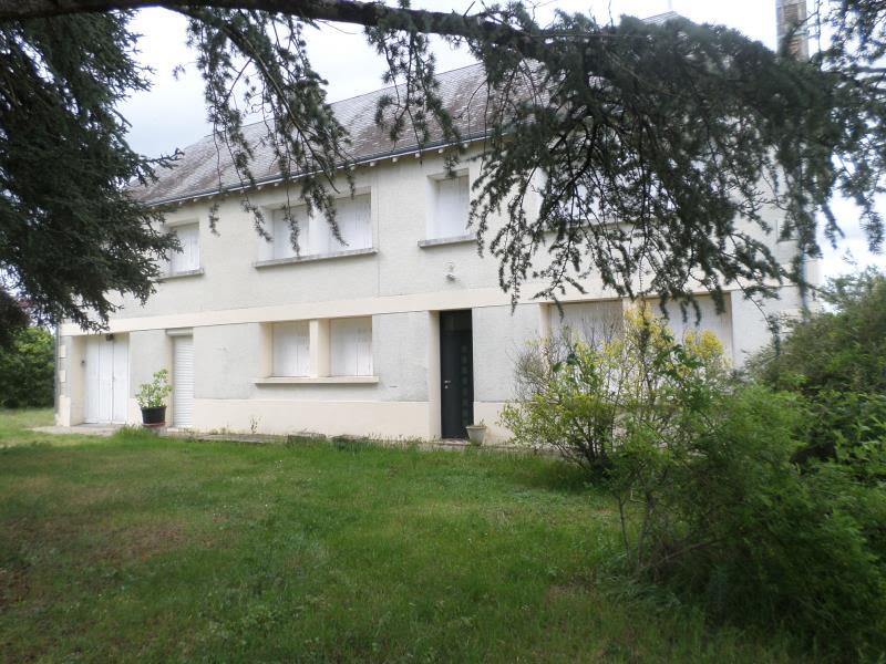 Vente maison / villa Lussac les chateaux 96000€ - Photo 2