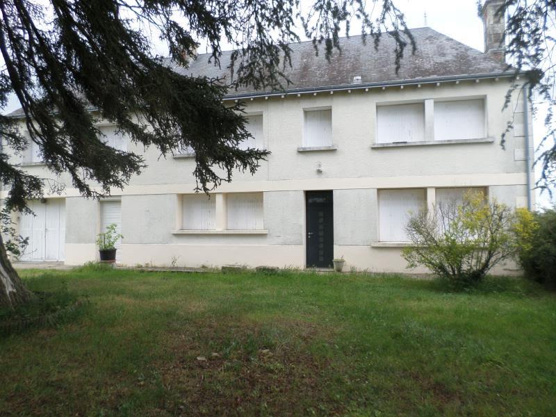 Vente maison / villa Lussac les chateaux 96000€ - Photo 3