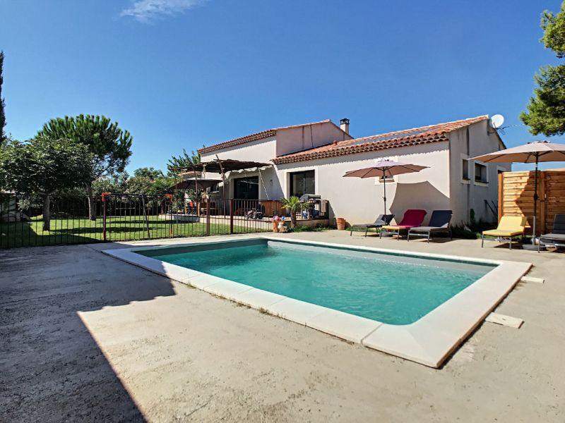 Sale house / villa Carpentras 420000€ - Picture 1