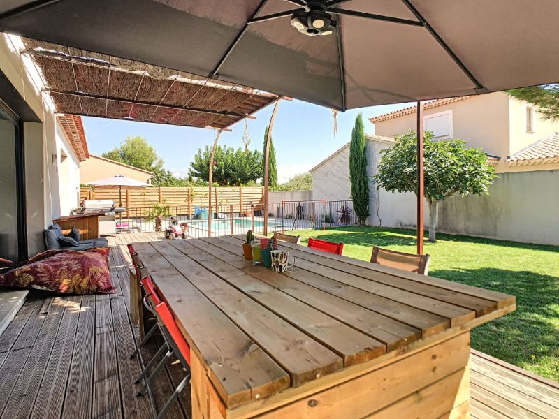 Sale house / villa Carpentras 420000€ - Picture 10