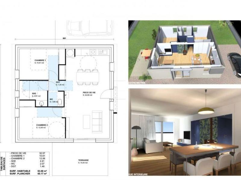 Vente maison / villa Aixe sur vienne 118000€ - Photo 3