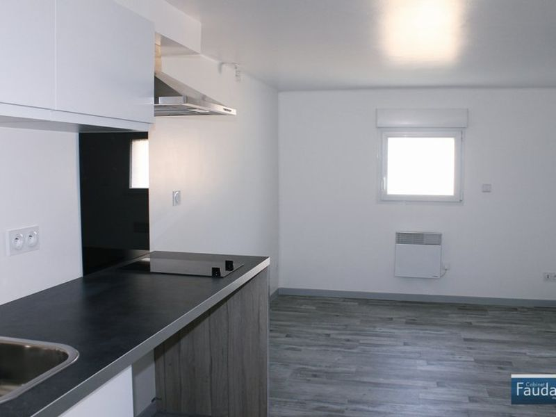 Location appartement Gouville sur mer 280€ CC - Photo 3