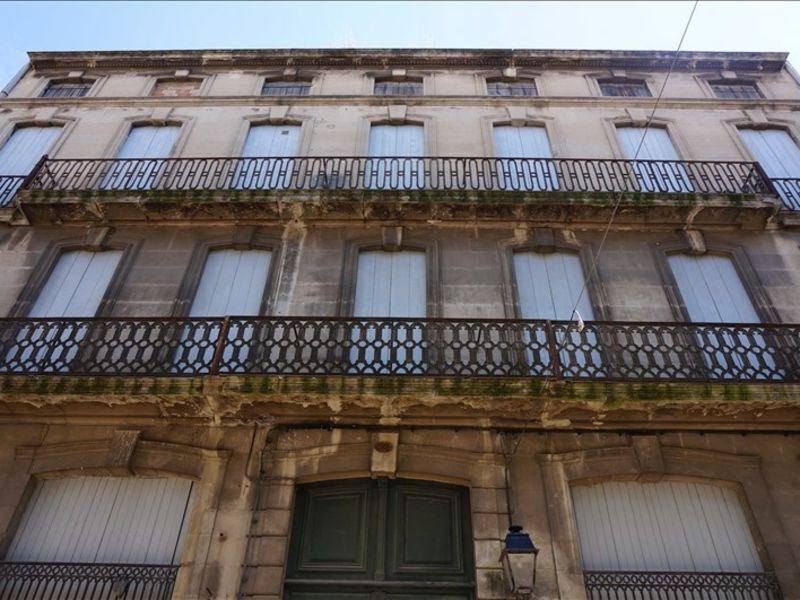 Vente immeuble Beziers 420000€ - Photo 1
