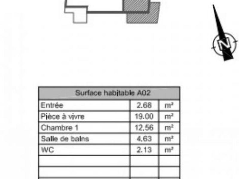 Sale apartment Caen 150000€ - Picture 4