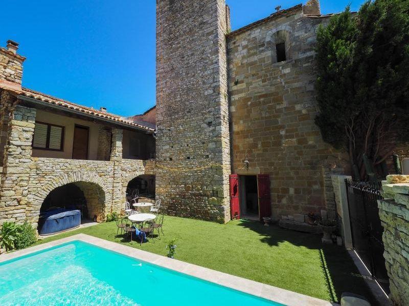 Vente maison / villa Uzes 595000€ - Photo 1