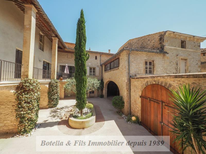 Vente maison / villa Uzes 895000€ - Photo 1