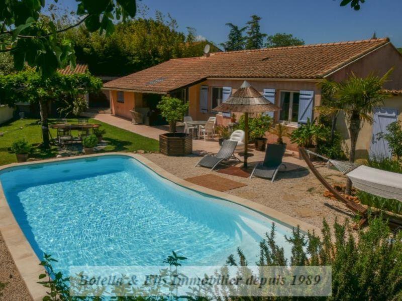 Vente maison / villa Uzes 335000€ - Photo 1