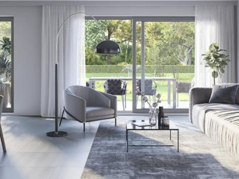 Vente appartement Villeurbanne 423500€ - Photo 1