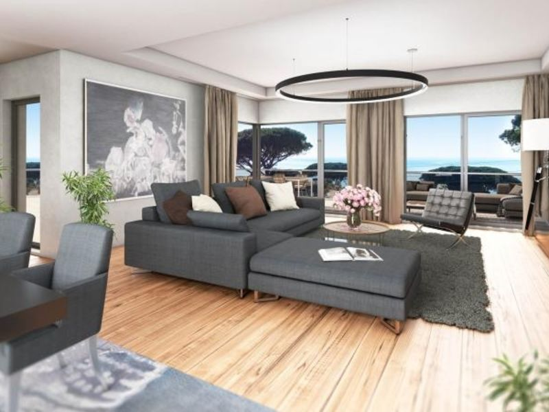 Sale apartment Le cannet 643000€ - Picture 1