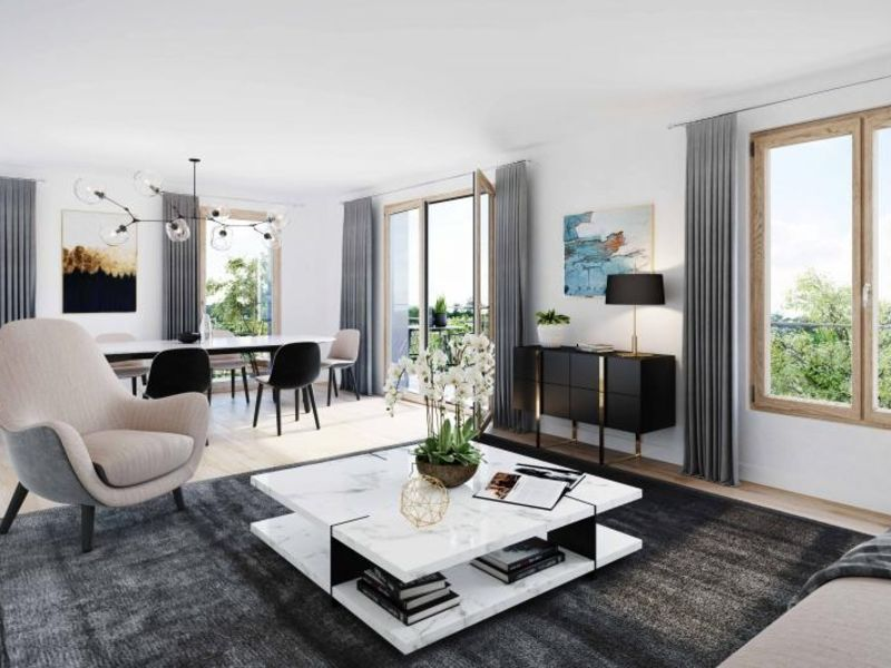 Vente appartement Nogent sur marne 439000€ - Photo 1