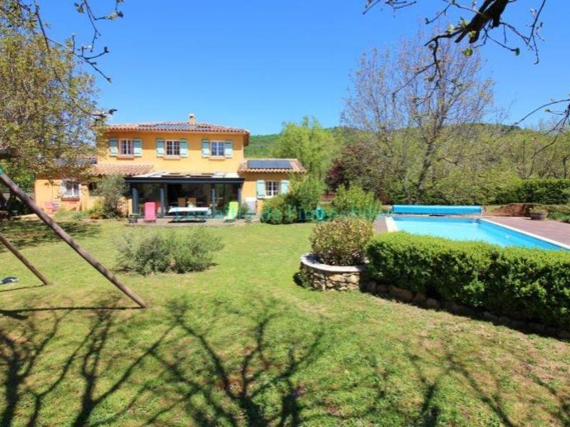 Vente maison / villa Saint cezaire sur siagne 499000€ - Photo 1