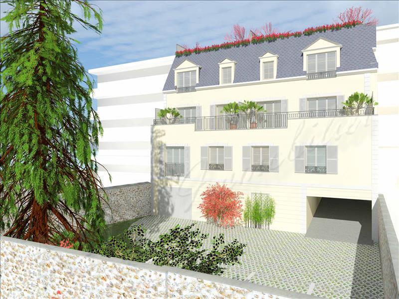 Vente appartement Chantilly 272000€ - Photo 7