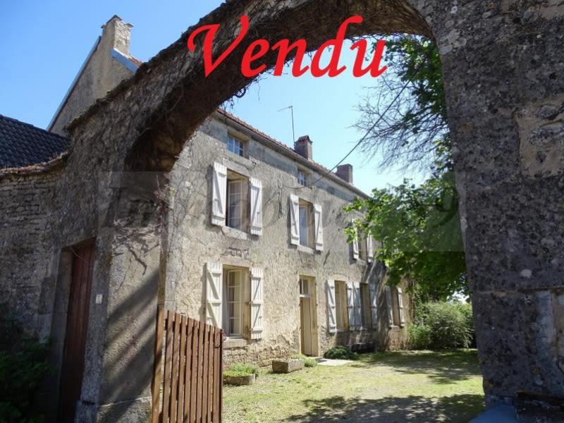 Vente maison / villa Entre chatillon / montbard 120000€ - Photo 1
