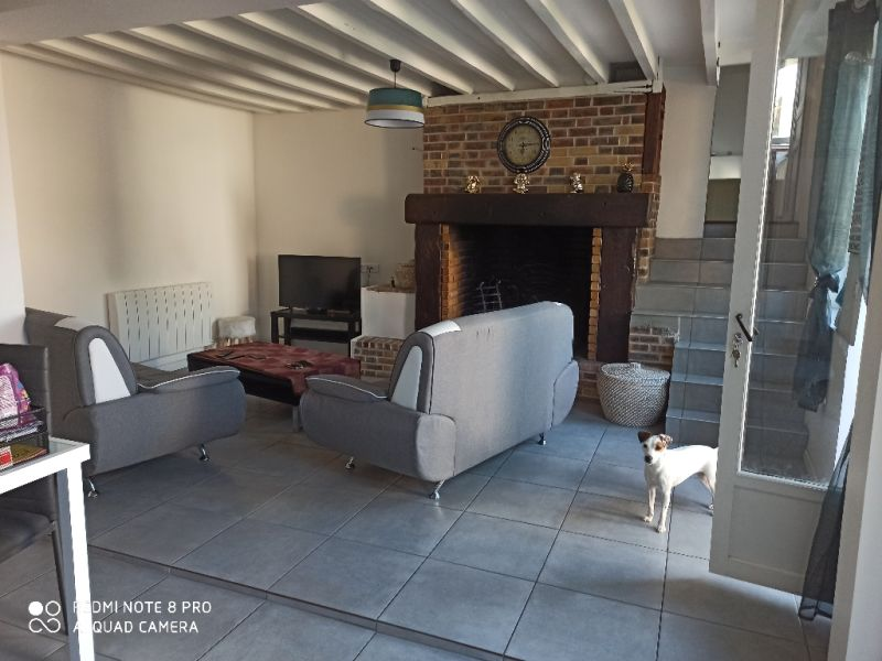 Sale house / villa La villeneuve en chevrie 262 000€ - Picture 2