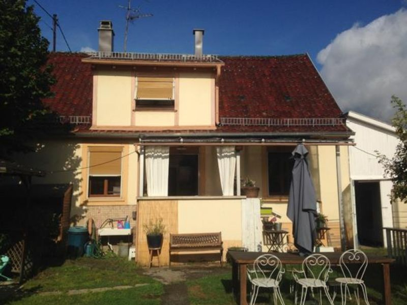 Vente maison / villa Illkirch graffenstaden 383000€ - Photo 1