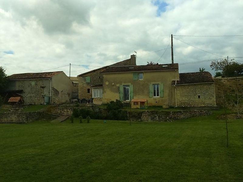 Vente maison / villa Pamproux 156000€ - Photo 3