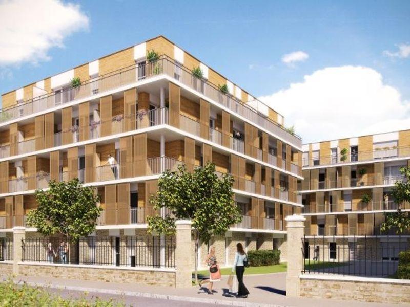 Vente appartement Soissons 110505€ - Photo 1
