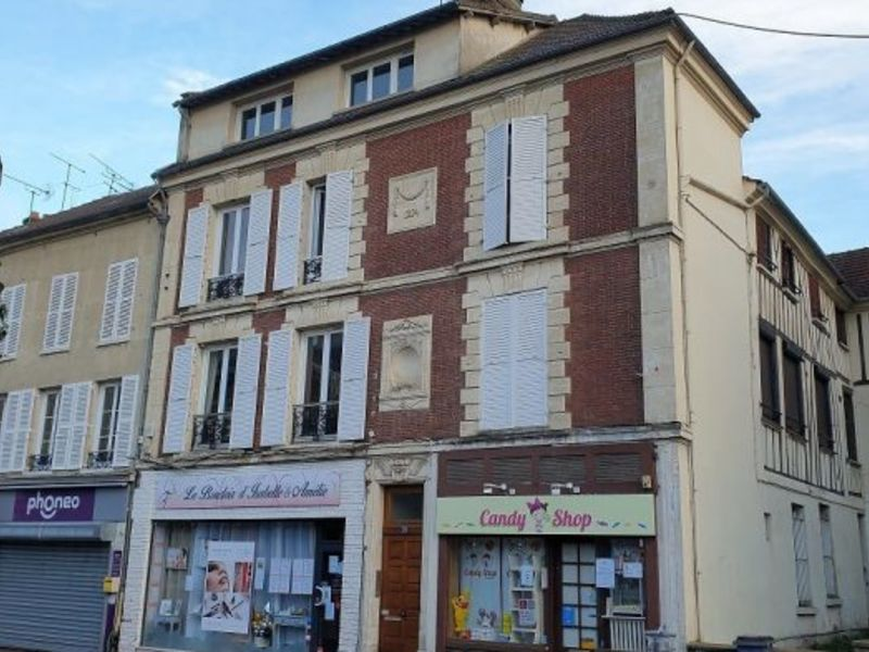 Location appartement Vernon 720€ CC - Photo 1