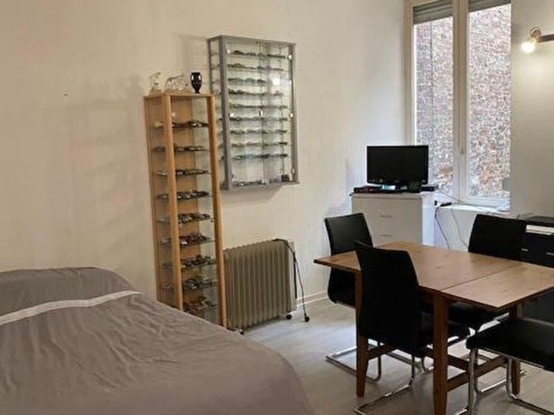 Sale apartment Rouen 110 000€ - Picture 1