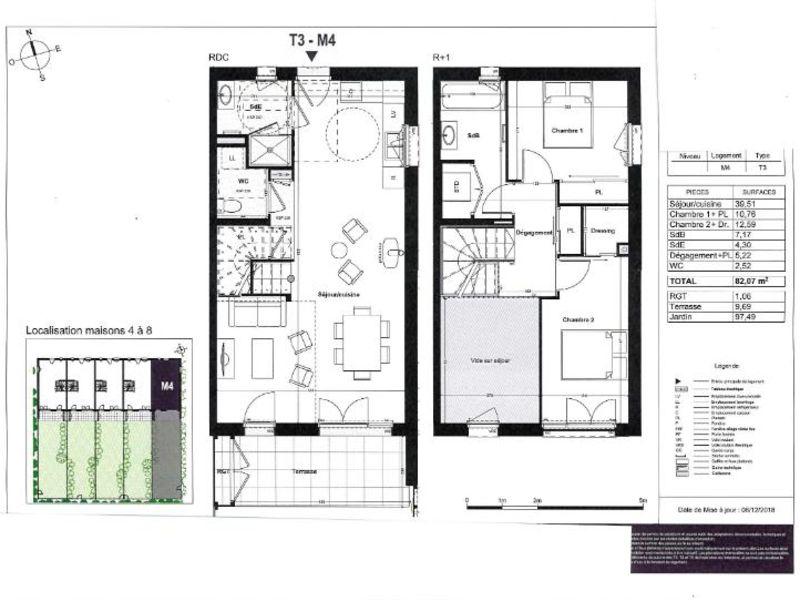 Sale house / villa Coueron 296000€ - Picture 3