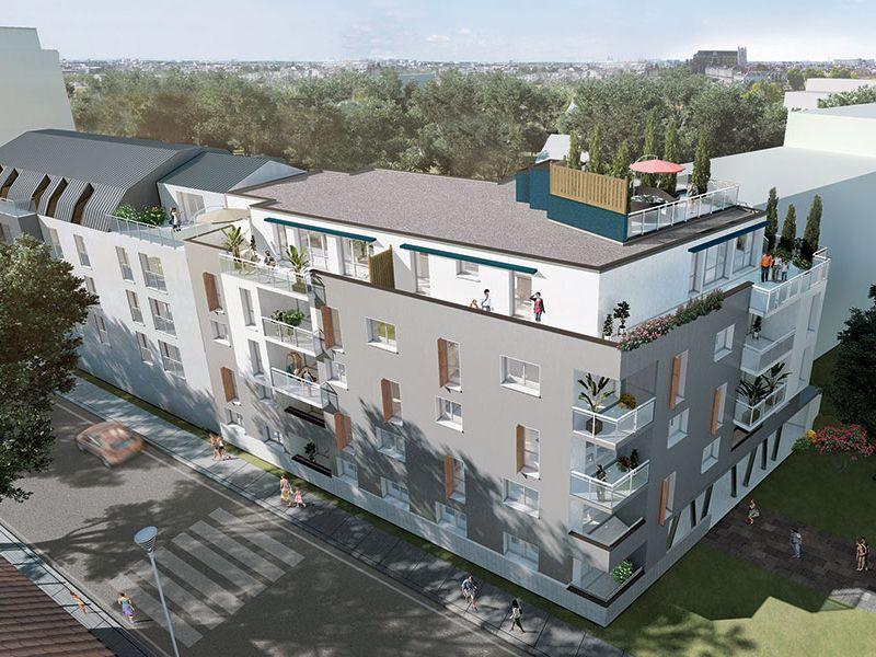 Sale apartment Nantes 208000€ - Picture 2