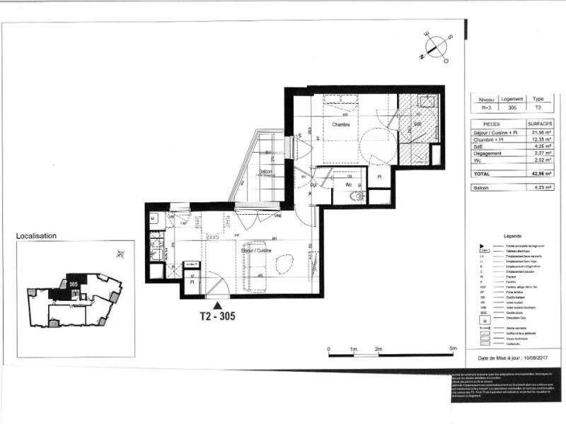 Sale apartment Nantes 239000€ - Picture 3