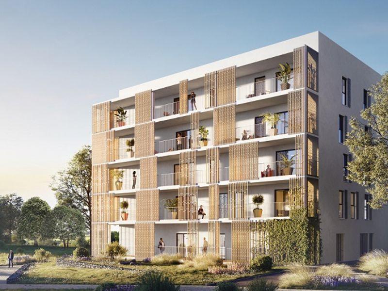 Sale apartment Reze 261000€ - Picture 2