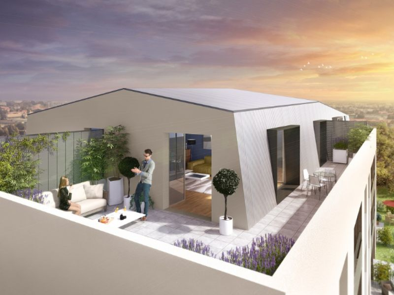 Sale apartment Bouguenais 183000€ - Picture 2