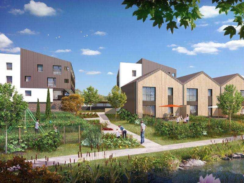 Sale apartment Coueron 182000€ - Picture 1