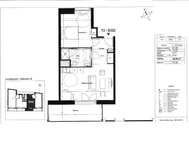 Sale apartment Coueron 186000€ - Picture 4
