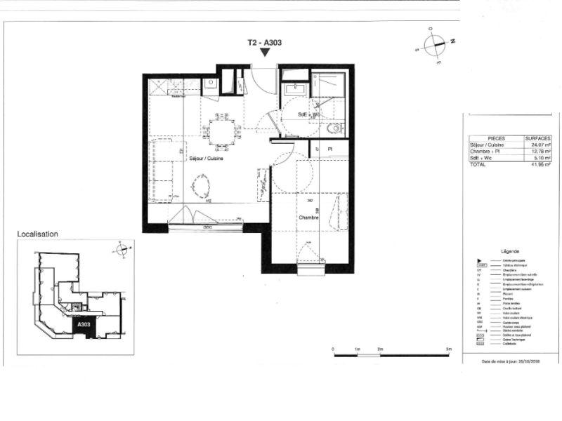 Sale apartment Saint herblain 182000€ - Picture 3