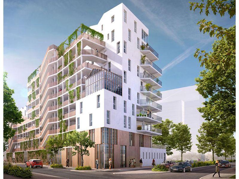 Venta  apartamento Nantes 576000€ - Fotografía 1