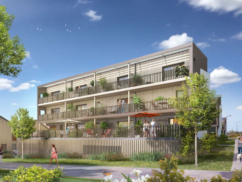 Sale apartment Coueron 299000€ - Picture 1
