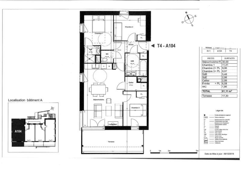 Sale apartment Coueron 299000€ - Picture 4