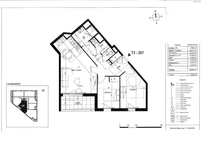 Sale apartment Saint nazaire 252000€ - Picture 3
