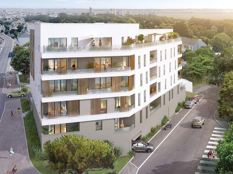 Sale apartment Saint nazaire 314000€ - Picture 1