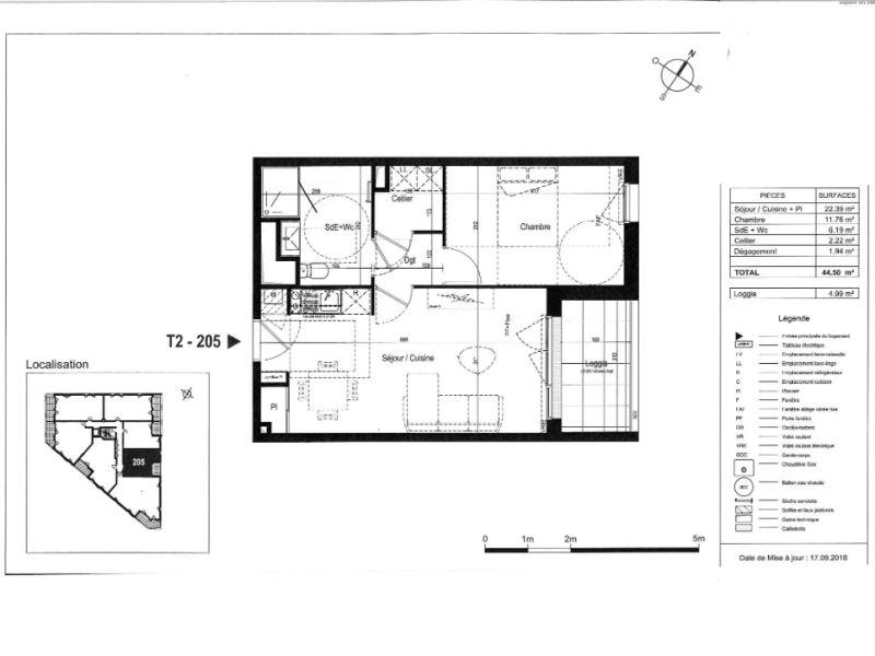 Sale apartment Saint nazaire 165000€ - Picture 3