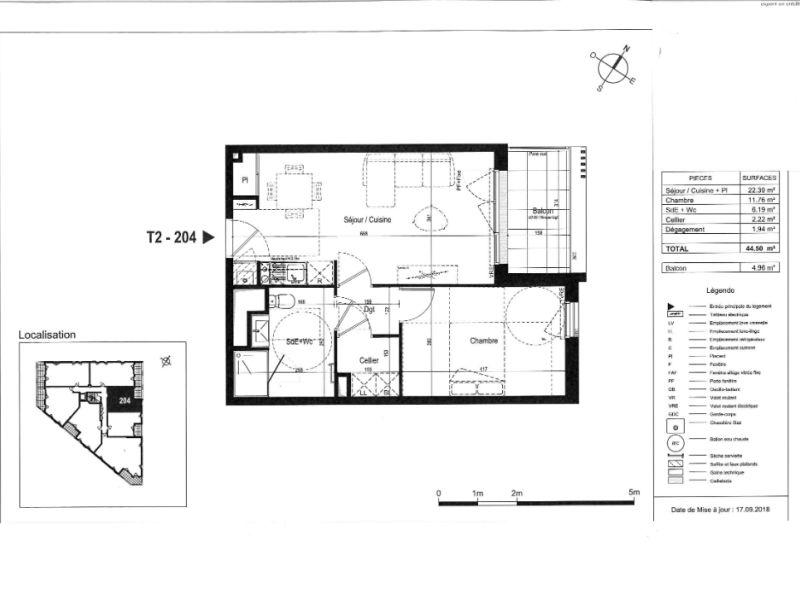 Vente appartement Saint nazaire 165000€ - Photo 3